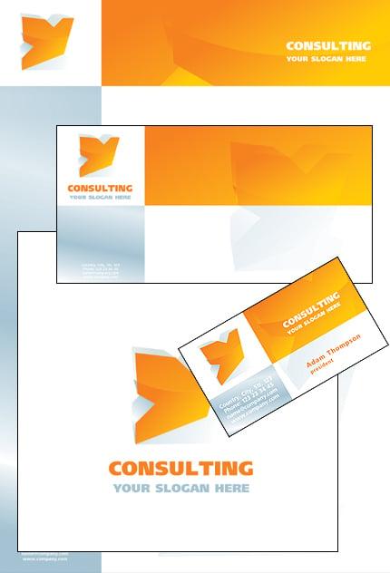 Corporate Identity 22085 Screenshot