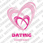 Dating Logo  Template 22089
