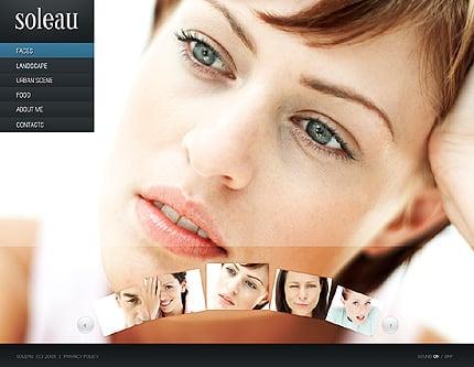 Website Template #22137