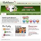 Kit graphique casino 22139