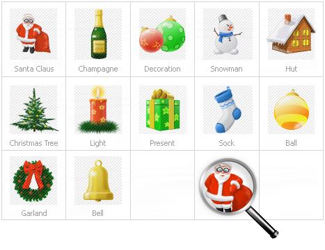 Icon Set Template 22282 Screenshots