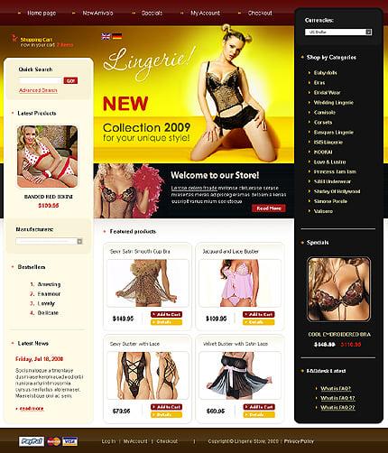Шаблон интернет-магазина CRE Loaded (22303)
