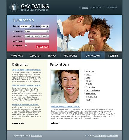 A Complete List Of Gay Dating Blogs And Sites For Guest Blog Posts