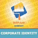 Corporate Identity Template 22473