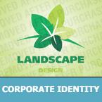 Corporate Identity Template 22584