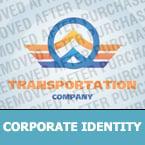Sport Corporate Identity Template 22651