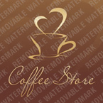 Cafe & Restaurant Logo  Template 22660