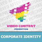 Media Corporate Identity Template 22726