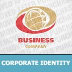 Corporate Identity Template 22828