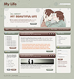 Kit graphique pages personnelles 22942