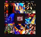 Kit graphique boîte de nuit 22998 nuit club musique