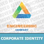 Corporate Identity #23026   TemplateDigitale.com