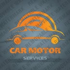 Cars Logo  Template 23038