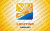 Lighting & Electricity Logo Template vlogo