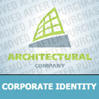 Architecture Corporate Identity Template 23118