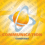 Communications Logo  Template 23128