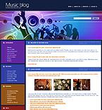Kit graphique musique 23224 musique blog mp3