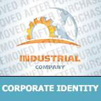 Corporate Identity Template 23235