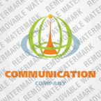 Communications Logo  Template 23248