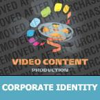 Media Corporate Identity Template 23331