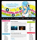 Kit graphique musique 23463