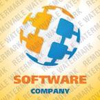 Software Logo  Template 23523