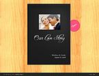 Kit graphique mariage 23539