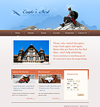 Hotels PSD  Template 23584
