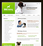 Animals & Pets PSD  Template 23591