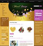 Kit graphique fleurs 23675