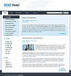 Kit graphique média 23683 nouvelles portail journal