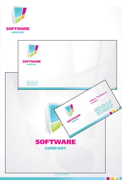 Corporate Identity 23736 Screenshot