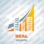 Real Estate Logo  Template 23750