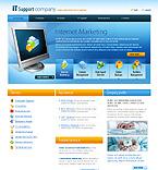 Kit graphique internet 23785 it soutenir entreprise