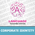 Education Corporate Identity Template 23830