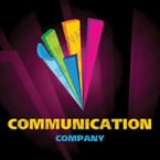 Communications Logo  Template 23835