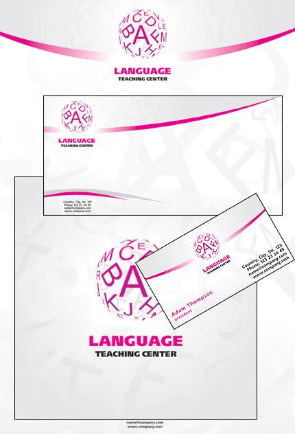 Plantilla de Identidad Corporativa #23830 para Sitio de Escuelas de ...