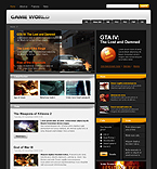 Joomla: Games Most Popular Wide Templates Joomla Templates jQuery Templates
