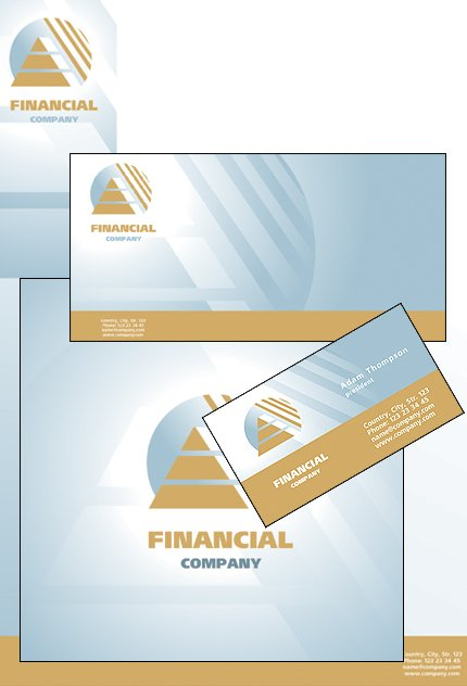 Corporate Identity 24026 Screenshot