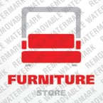 Furniture Logo  Template 24029