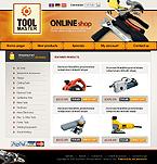 Kit graphique outils et équipements 24036