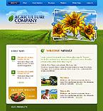 Kit graphique agriculture 24044 l'agriculture entreprise entreprise