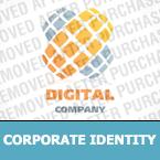 Corporate Identity Template 24104