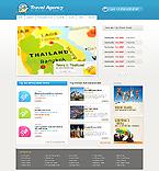 Kit graphique animations flash 24126 voyage agence boussole