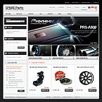 Kit graphique automobile 24173 de rechange pièces en ligne