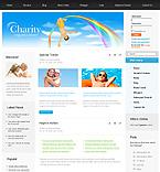 Kit graphique charité 24206 la charité organisation enfants