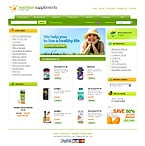 Kit graphique médical 24239 la nutrition  suppléments