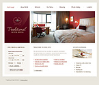 Hotels SWiSH  Template 24304