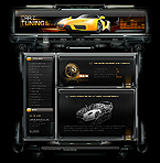 Kit graphique automobile 24309 voiture tuning auto