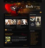 Kit graphique musique 24316 rock musique blog